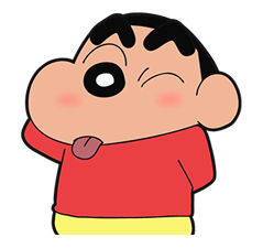 Crayon Shin-Chan Sticker 6