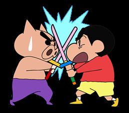 Crayon Shin-Chan Sticker 16
