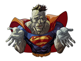 DC Comics Super-Villains Sticker 31