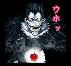 Death Note Sticker 16
