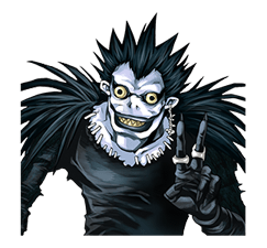Death Note Sticker 29