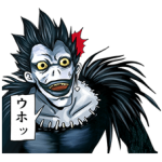Sticker Death Note 3