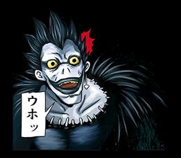 Death Note Sticker 3