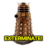 Doctor Who Sticker 5