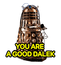 Doctor Who Sticker 6