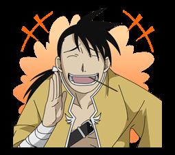 Fullmetal Alchemist Sticker - New emojis, gif, stickers for free at