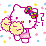 Hello Kitty наклейки 2