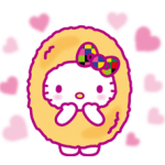 Hello Kitty Stiker 3
