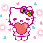 Hello Kitty Stiker 4