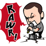 Linkin Park Stickers 5