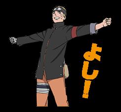 Naruto Shippuden Sticker 41