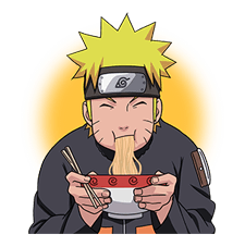 Naruto Shippuden Sticker 42