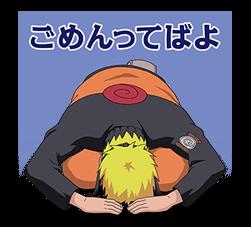 火影忍者贴纸 47
