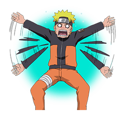 Naruto Shippuden Sticker 48