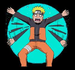 Naruto Shippuden Aufkleber 48