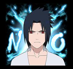 Naruto Shippuden Aufkleber 3