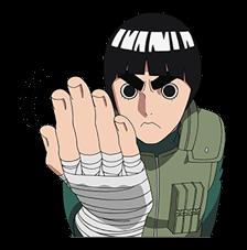 Naruto Shippuden Aufkleber 14