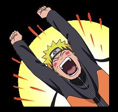 Naruto Shippuden ਸਟੀਕਰ 17