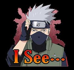 Naruto Shippuden Sticker New Emojis Gif Stickers For