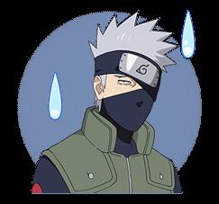 Naruto Shippuden Aufkleber 29