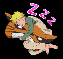 Naruto Shippuden Aufkleber 40