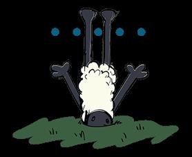 Shaun The Sheep Sticker 38