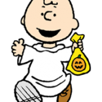 Snoopy Halloween matricák 5