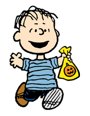 Snoopy Halloween Stickers 6