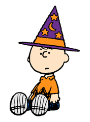 Snoopy Halloween Stickers 8