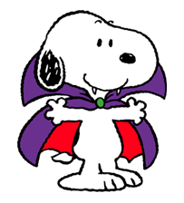 Snoopy Halloween Stickers 19