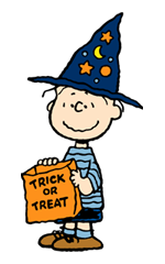 Snoopy Halloween Stickers 22