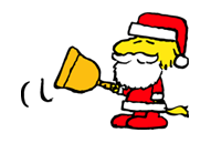 Snoopy Christmas Stickers 2