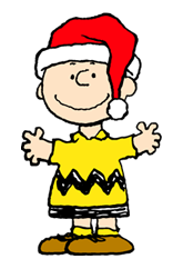 Snoopy Christmas Stickers 3