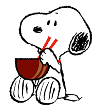 Snoopy Christmas Stickers 31