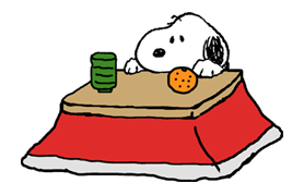 Snoopy Christmas Stickers 33