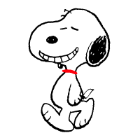 Snoopy Stickers 35