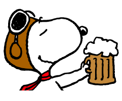 Snoopy Stickers 38