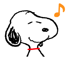 Snoopy Stickers 2