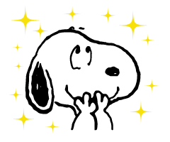 Snoopy Stickers 3