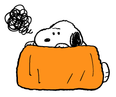 Snoopy-matricák 10
