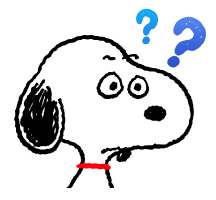 Snoopy Stickers 17