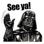 Star Wars Imperial Collection Sticker 5