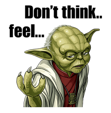 Star Wars Yoda Stickers Collection 13