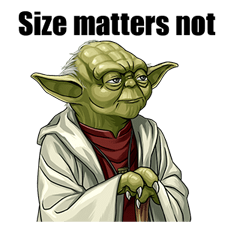 Star Wars Yoda Stickers Collection 22