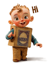 The Boxtrolls Sticker 4