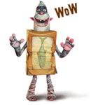 Den Boxtrolls Sticker 5