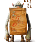 Den Boxtrolls Sticker 6
