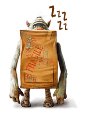 The Boxtrolls Sticker 6