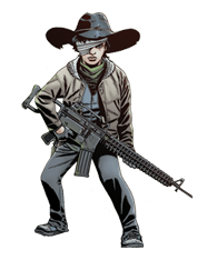 The Walking Dead Sticker 4