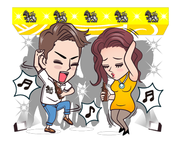 Singha's Life Sticker 8